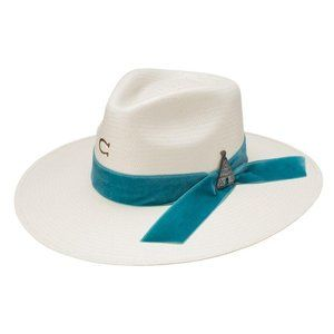 Charlie 1 Horse Straw Western Hat - Old Apache